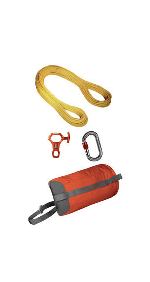 Mammut Rappel Kit orange